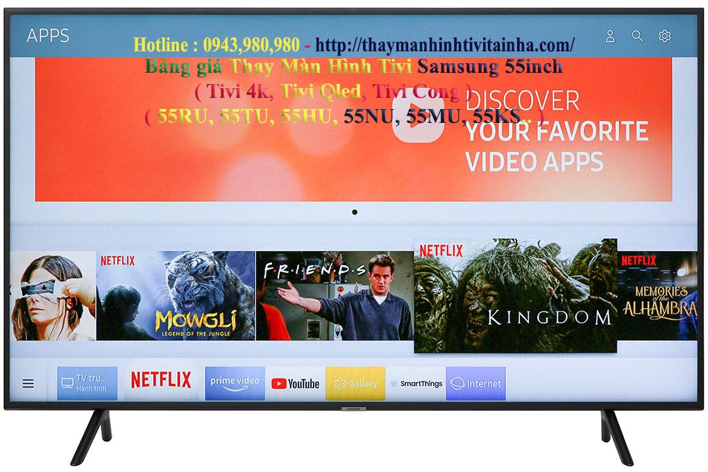 giá thay màn hình tivi samsung 55inch tại nhà