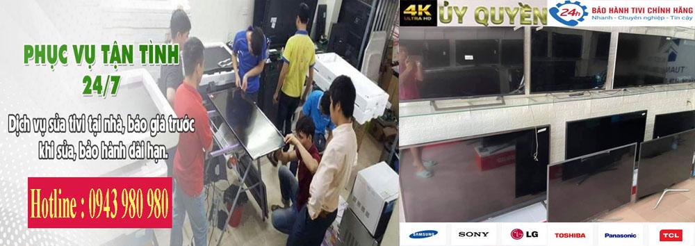 Trung tâm sửa tivi samsung tại quận hà đông